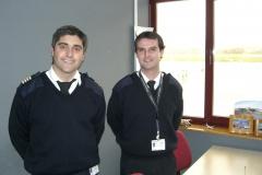 Zwei-Fluglehrer-in-Bilbao
