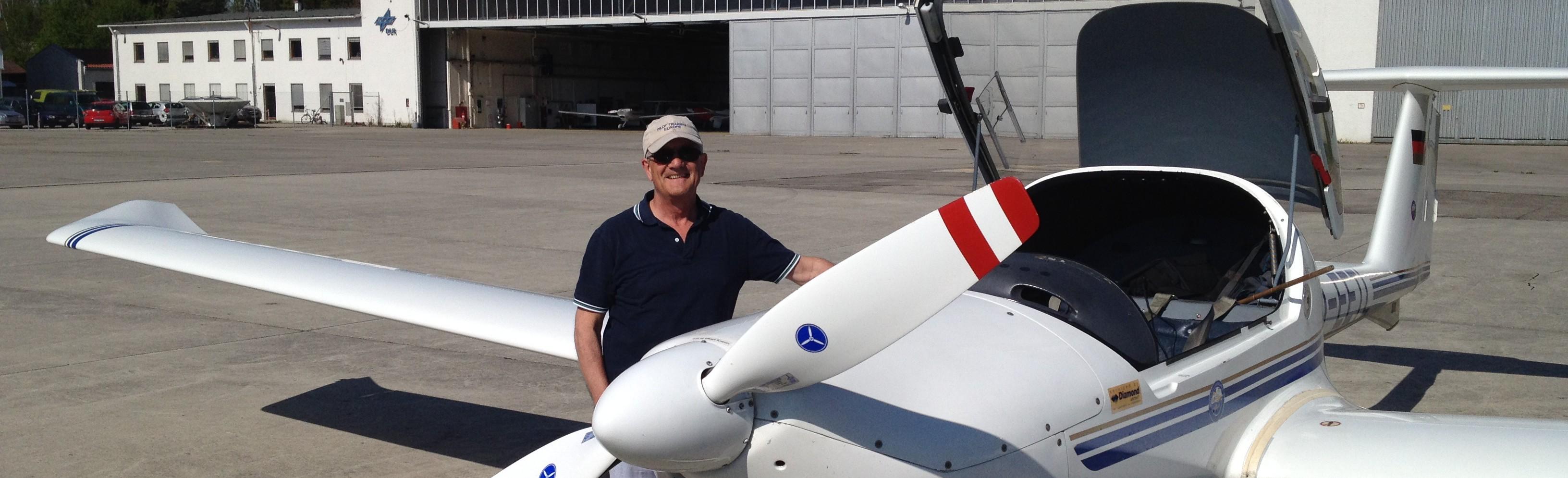 Die Katana, ein ideales Schulflugzeug